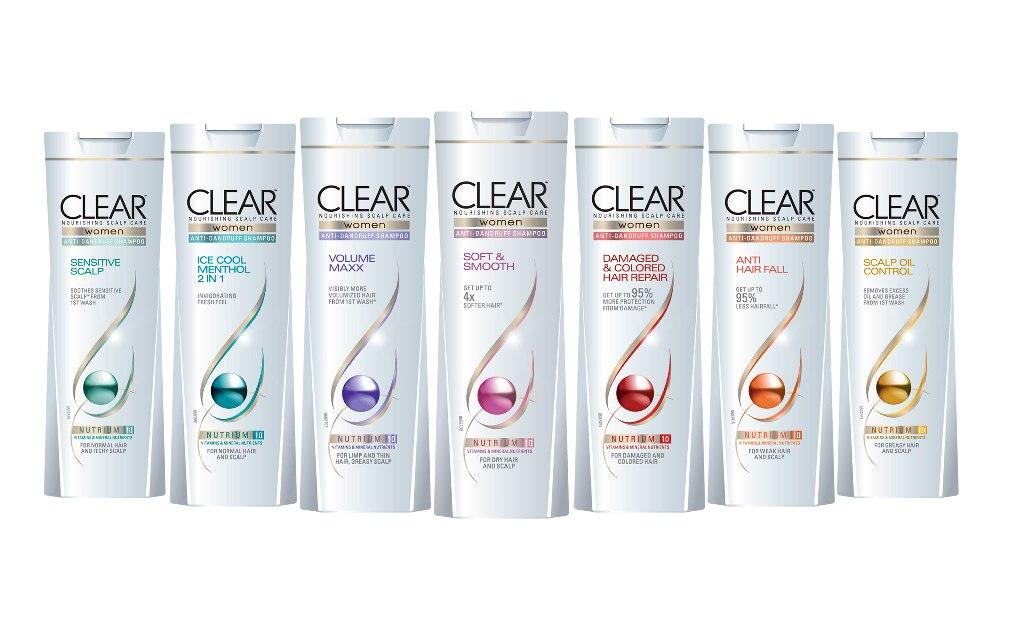 sampoane CLEAR