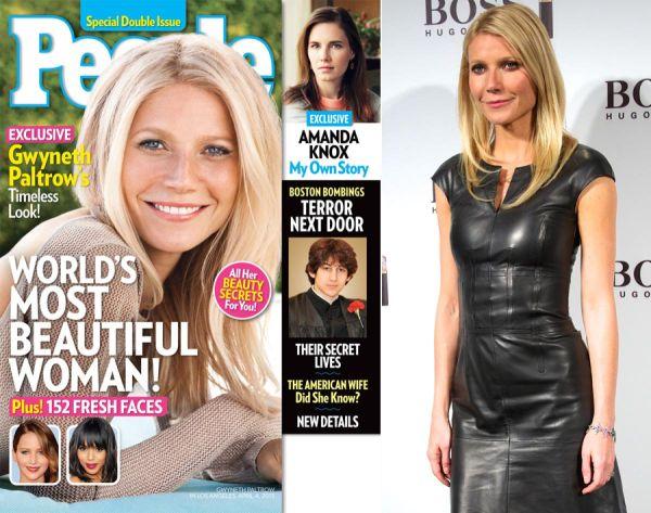 revista people Gwyneth Paltrow 2013
