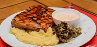 coaste de porc la gratar marinate