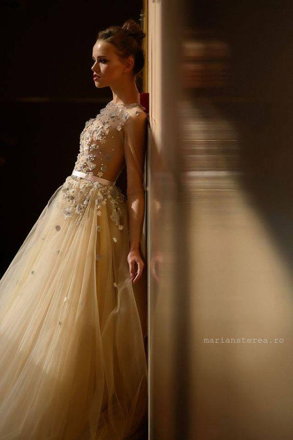 Otilia Brailoiu rochie mireasa