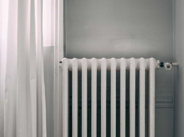 calorifer in dormitor