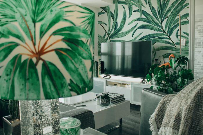 Stilul eco în amenajarea livingului în tendințe 2021