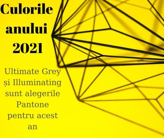 Culorile anului 2021, Ultimate Gray și Illuminating