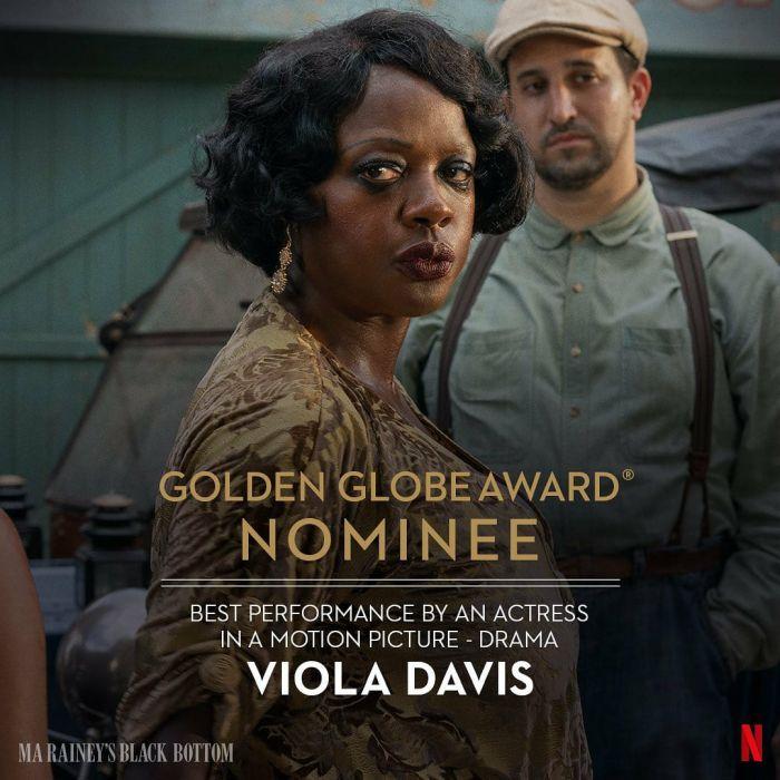 Globurile de Aur 2021. Poster Viola Davis